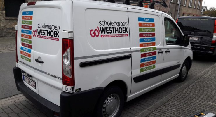 GO westhoek – Opmaak Jan Deruddere