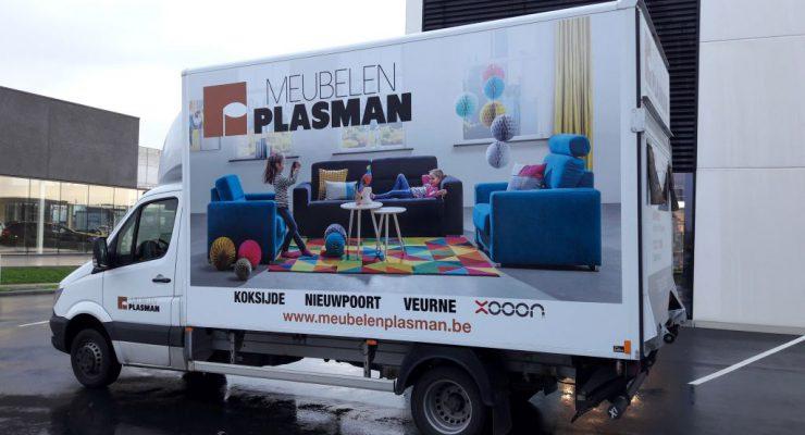 Meubelen Plasman – opmaak Sofie Vanbiervliet