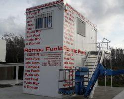Romac fuels Calais