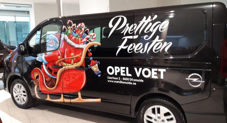 Opel Voet Diksmuide
