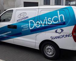 Hyundai Devisch – opmaak Comsa